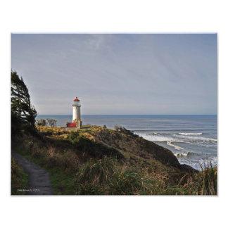 11X14 North Head Lighthouse Photo
