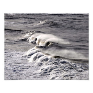 11X14 The Power of Waves! Photographic Print