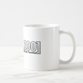 1200: Real Djs Have Technics Coffee Mug
