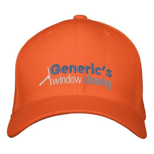 120943557324925892, Generic's, window, cleaning Baseball Cap