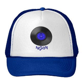 1213 ARSON - Customized Trucker Hats