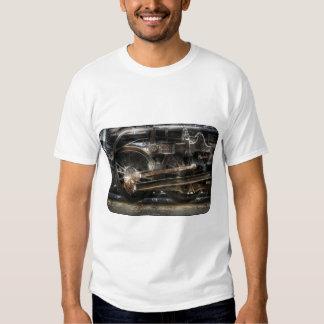 1218 - NW Type-A Steam 2-6-6-4 - Wheels Shirt