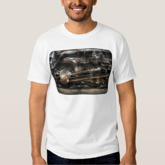 1218 - NW Type-A Steam 2-6-6-4 - Wheels T Shirts