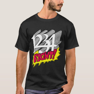 1234 Fight T-Shirt