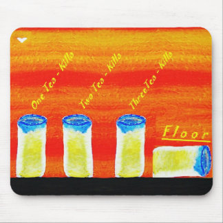 1234 MOUSE PAD