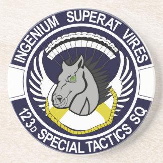123 Special Tactics Squadron Beverage Coaster