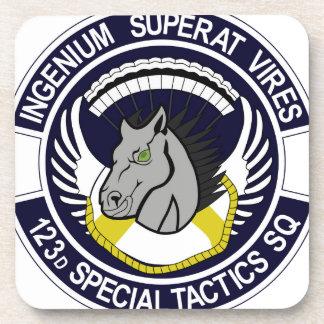 123 Special Tactics Squadron Coaster