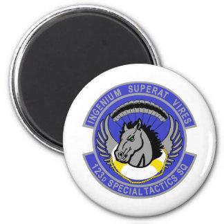 123d Special Tactics Squadron 6 Cm Round Magnet