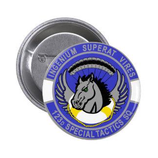 123d Special Tactics Squadron Pins