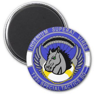 123d Special Tactics Squadron Refrigerator Magnet