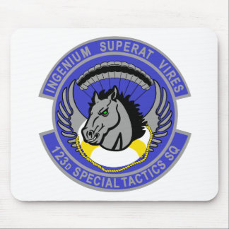 123d Special Tactics Squadron Mouse Pad