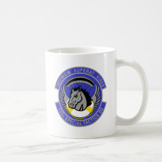 123d Special Tactics Squadron Classic White Coffee Mug
