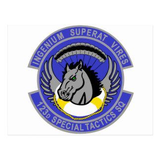 123d Special Tactics Squadron Postcard