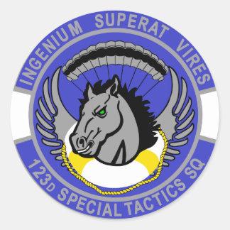 123d Special Tactics Squadron Stickers