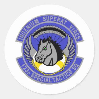 123d Special Tactics Squadron Sticker