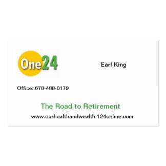 124 Online Business Card