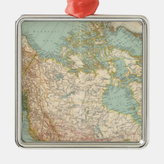 12526 Canada, Alaska, Greenland Christmas Ornament