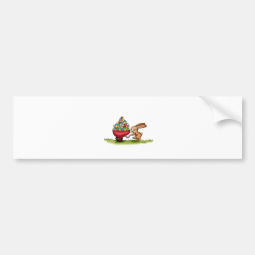 125bunnywheelbarrow__products.jpg bumper sticker