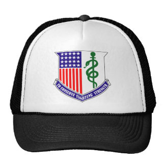 128th Combat Support Hospital Mesh Hats