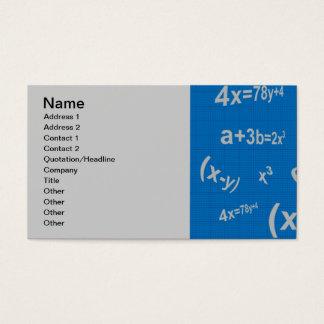 129 BLUE MATHMATICAL EQUATIONS MATH ALGEBRA EDUCAT