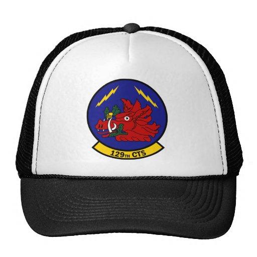 129th Combat Training Squadron Hat
