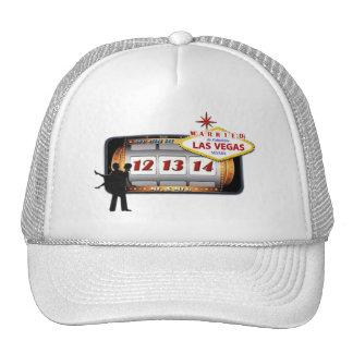 12 13 14 MARRIED In Las Vegas Hat
