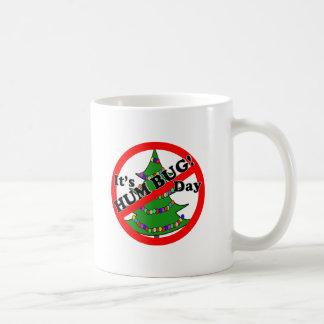 12-21 Humbug Day Basic White Mug