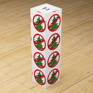 12-21 Humbug Day Wine Gift Box