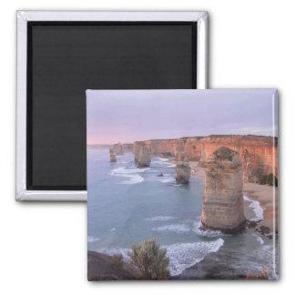 12 Apostles Australia Square Magnet