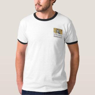 12 Byzantine Rulers T-Shirt