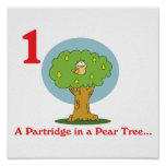12 days partridge in a pear tree