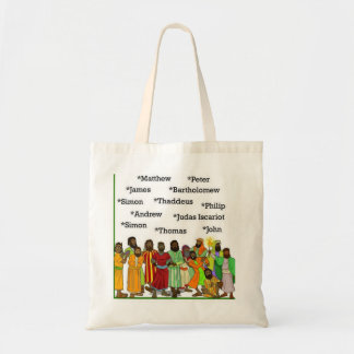 12 Disciples Tote