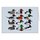 12 Ducks with Key Card