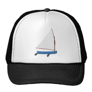 12 Foot Sailing Dinghy Hat