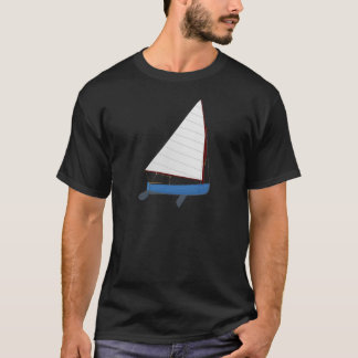 12 Foot Sailing Dinghy T-Shirt