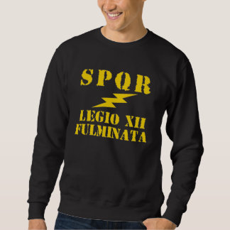 12 Julius Caesar 12th Fulminata Roman Legion Shirt