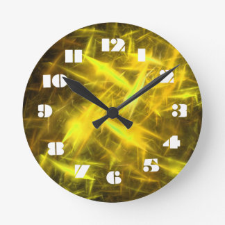 12 Number Choices to Choose -Electricity-Clock Wallclocks