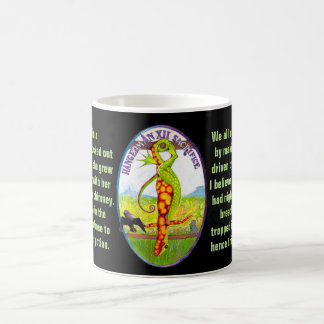 12. The Hanged man - Alice tarot Coffee Mug