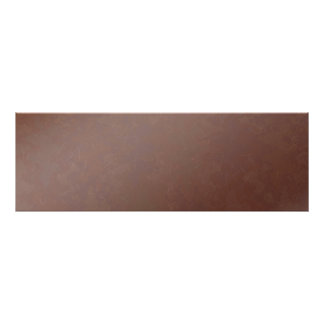 12 x 36 Square Copper Artist Created Color Pallet Poster