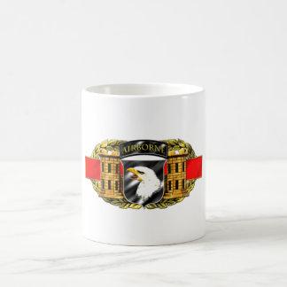 12B 101st Airborne Division Classic White Coffee Mug