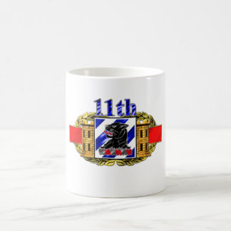 12B 3rd ID 11th Engineer Battalion Coffee Mug