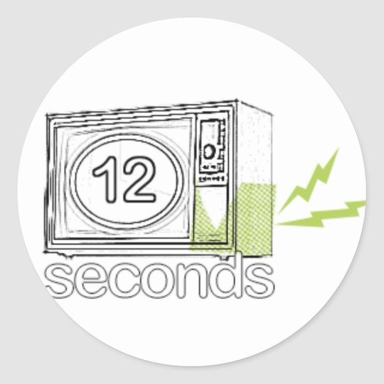 12seconds.tv Sticker