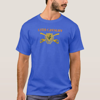 12TH CAVALRY T-SHIRT