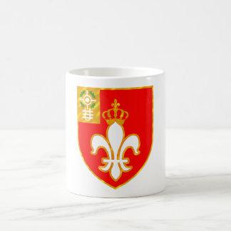 12th Field Artillery Regiment Basic White Mug
