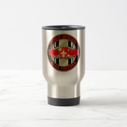 12th Field Artillery Regiment Coffee Mugs