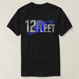 12th Fleet Science T-Shirt