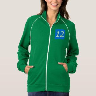 12th Man Warm Fleece Jacket