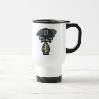 12th Special forces green berets vets veterans Mug