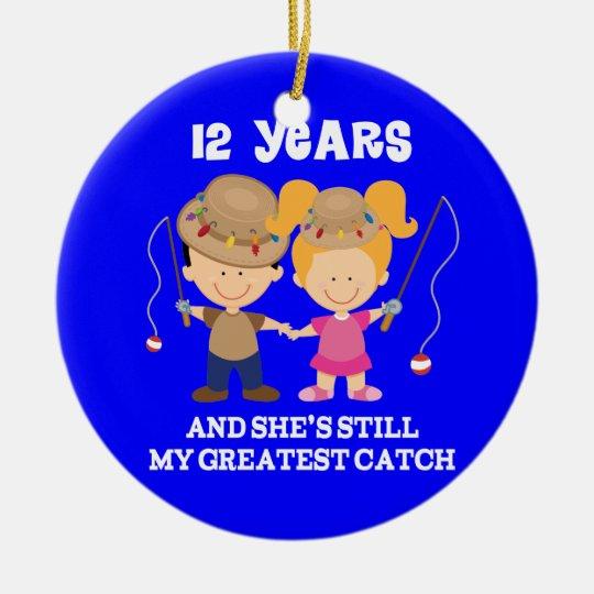 12th Wedding Anniversary Funny Gift For Him Christmas