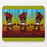 1312743176_Vector_Clipart Hawaiian Tiki men Mousepads